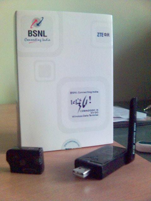 BSNL CDMA 1X USB MODEM DRIVERS PC